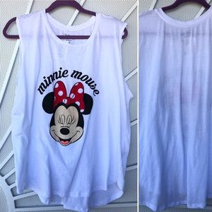 ♥️NEW XXL Minnie mouse tank. bundle➕ to save